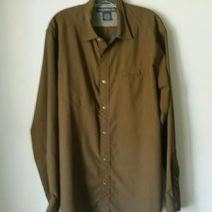 Exofficio~ Vented Lightweight Snap Front Long